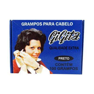 Grampo-Gigita-Nº07-Preto-100-Unidades