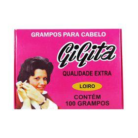 Grampo-Gigita-Nº7-Loiro-100-Unidades
