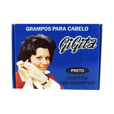Grampo-Gigita-Nº05-Preto-100-Unidades