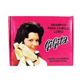 Grampo-Gigita-Nº05-Louro-100-Unidades