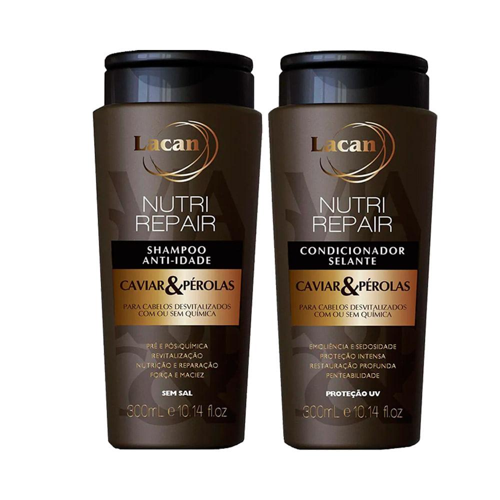 Kit-Lacan-Shampoo---Condicionador-Caviar-e-Perolas-300ml