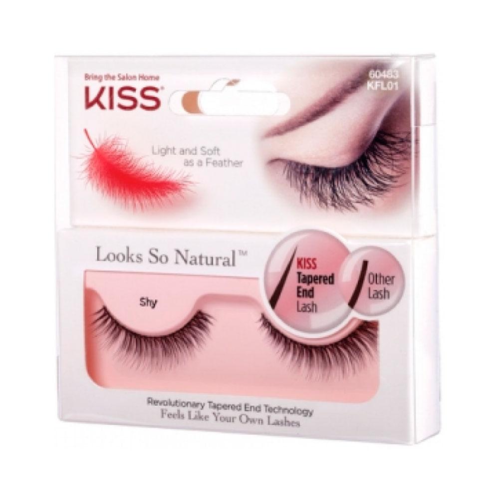 Cilios-Posticos-Kiss-New-York-Look-So-Natural-01-Shy-Kfl01br