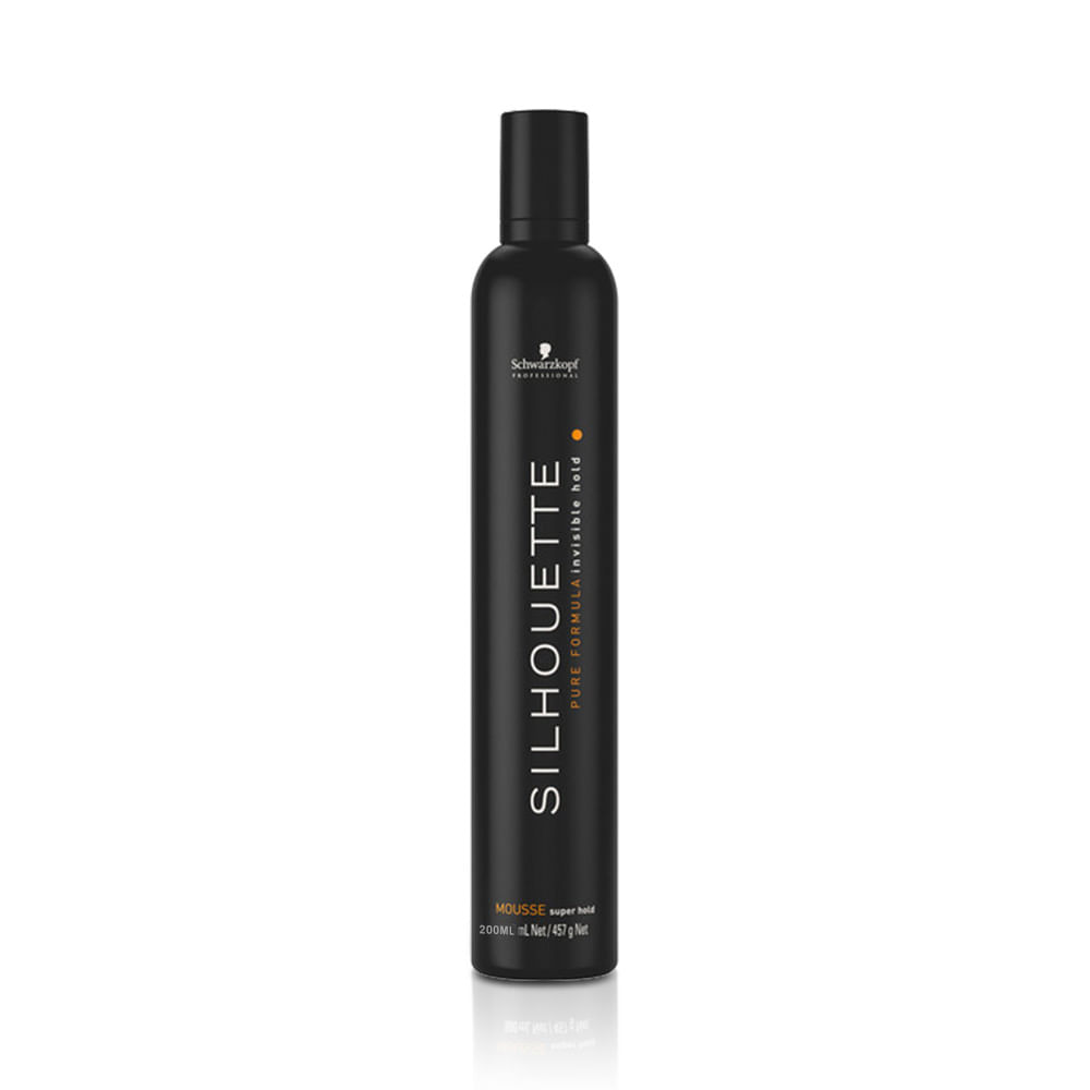 Mousse-Espuma-Silhouette-Extra-Forte-200ml