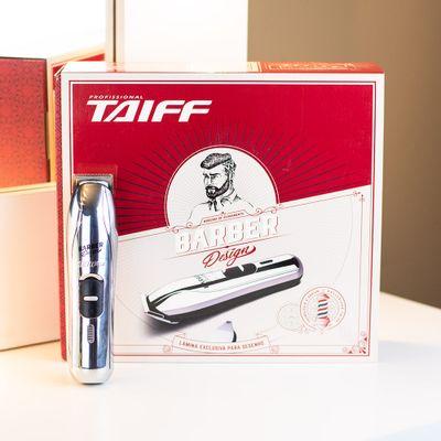 Maquina-Taiff-Barber-Design-Bivolt