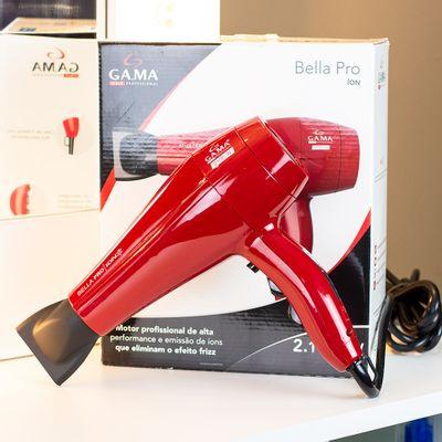 Secador-Gama-Bella-Pro-Ion