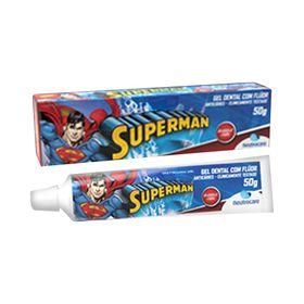 Gel-Dental-Superman-Neutrocare-Warner-Bros-50g
