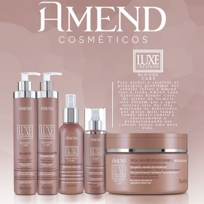 Mascara-Amend-Luxe-Creations-Blonde-Care--250g--Mascaras-AMEND-CREATION-BLOND-AMEND-COSMETICOS-AMEND-LOIROS