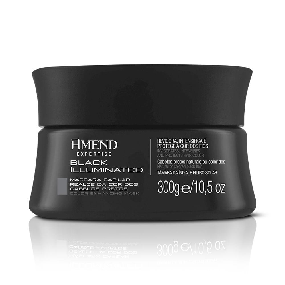 Mascara-Amend-Realce-da-cor-Black-Illuminated--300g
