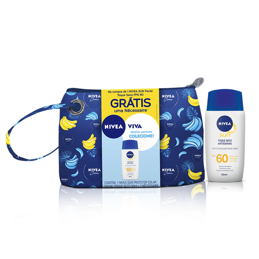 Kit-Protetor-Facial-Toque-Seco-50ml-FPS60-Gratis-Necessaire-Nivea-Sun2