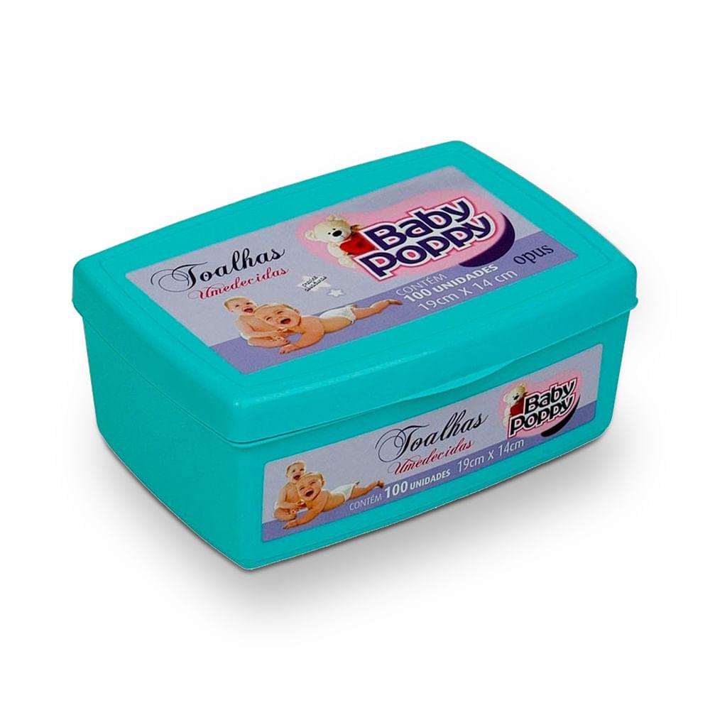 Toalhas-Umedecidas-Baby-Poppy-Estojo-Com-100-Unidades