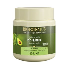 Mascara-Bio-Extratus-Pos-Quimica-Abacate-250g