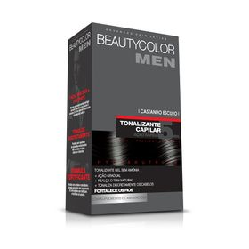 Tonalizante-Capilar-Gel-Sem-Amonia-Castanho-Escuro-Beauty-Color-Men