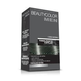 Tonalizante-Capilar-Gel-Sem-Amonia-Cinza-Natural-Beauty-Color-Men