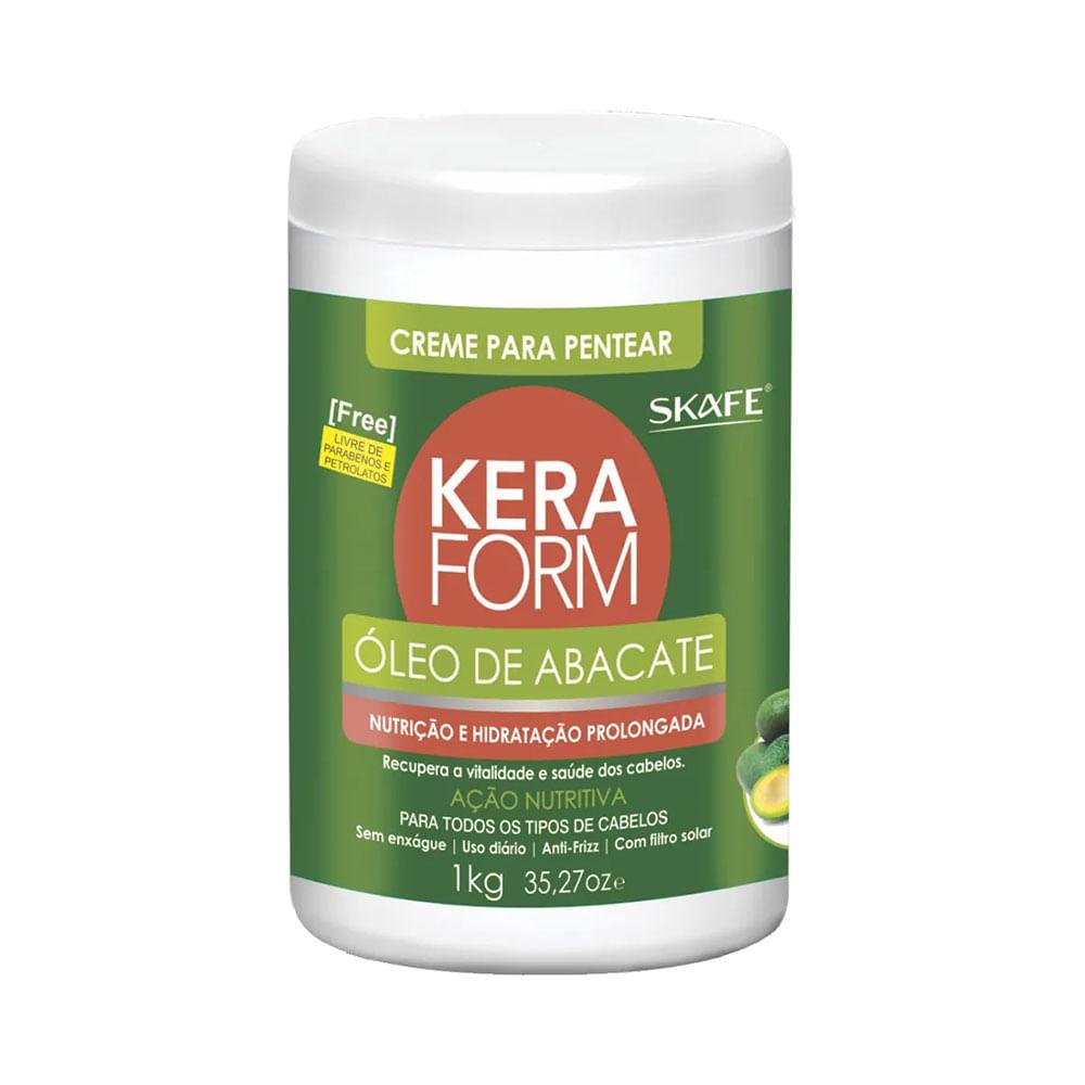 Creme-para-Pentear-Skafe-Keraform-Abacate-1000g-21787.02