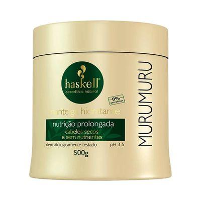 Manteiga-Murumuru-Hidratante-Nutricao-Prolongada-Haskell-500g