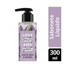 Sabonete-Liquido-Oleo-de-Argan---Lavanda-Love-Beauty-And-Planet-300ml