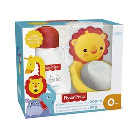 Kit-Fisher-Price-Amigos-da-Floresta-Shampoo-200ml---Sabonete-80g---Saboneteira-22674.00