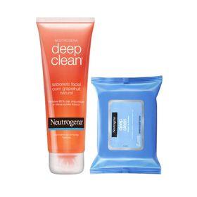 Kit-Neutrogena-Sabonete-Liquido-Grapefruit---Lencos-Umedecidos