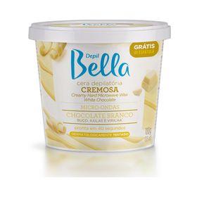 Cera-Cremosa-Depil-Bella-para-Microondas-Chocolate-Branco-100g-16003.06
