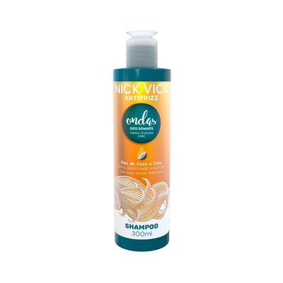 Shampoo--Antifrizz-Nick-e-Vick-Ondas-300ml