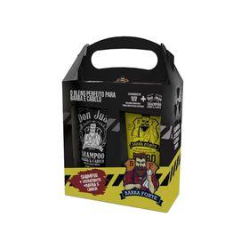 Kit-Barba-Forte-Shampoo---Balsamo-Danger-170g