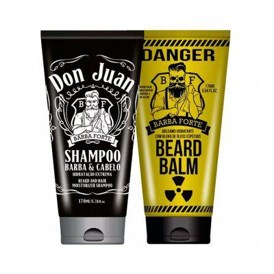 Kit-Barba-Forte-Shampoo---Balsamo-Danger-170g-2