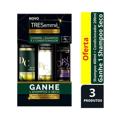 Kit-Shampoo---Condicionador-Detox-Gratis-Shampoo-a-Seco-Day-2-Tresemme