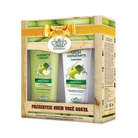 Kit-Flores-e-Vegetais-Maca-Verde-Hidratante-180g---Sabonete-Liquido-310ml-23353.02