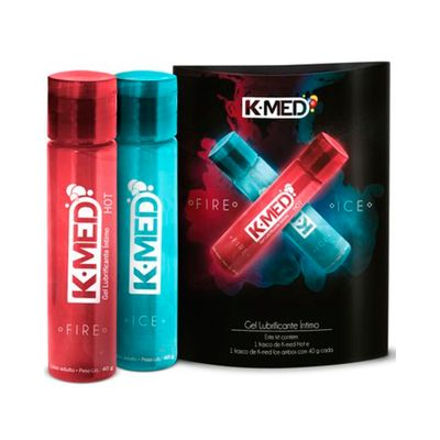 Kit-Lubrificante-Intimo-K-Med-Fire-e-Ice-40g