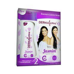 Kit-Sabonete-Intimo-Dermaffeme--Jasmin-200ml
