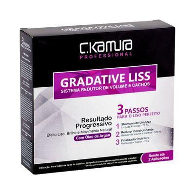 Kit-Gradative-Liss-C.Kamura-Redutor-de-Volume-31244.00