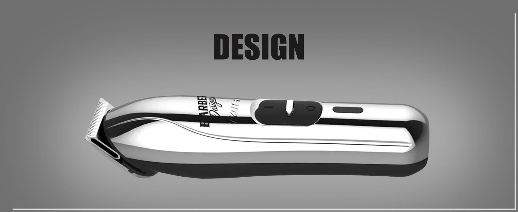 2a6441479 Seu design preto e cromado garante muita modernidade. Além disso, é  ergonômico, inovador e possui led indicador de recarga.