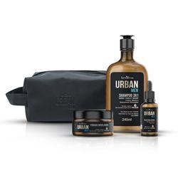Kit-Urban-Shampoo---Oleo---Pomada-Gratis-Necessaire-presente-homem-kit-namorado-presente-dia-dos-namorados