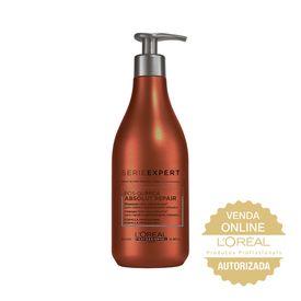 Shampoo-Serie-Expert-Absolute-Repair-Pos-Quimica-L-oreal-Professional-500ml