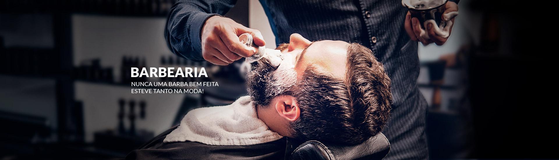 Departamento Barbearia