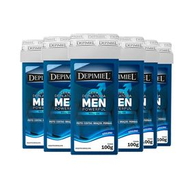 Leve-6-Pague-5-Cera-Roll-on-Men-PowerFull-Depimiel-100G