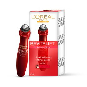 Tratamento-Roll-On-Revitalift-Olhos-Loreal-Dermo-Expertise-15ml