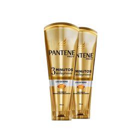 Kit-Pantene-3-Minutos-Milagrosos-Liso-Extremo-170ml-Com-2