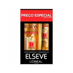 Kit-Elseve-Shampoo-375ml---Condicionador-170ml--Oleo-Extraordinario