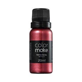 Tinta-Facial-Liquida-ColorMake-Metalica-Vermelho-20ml1