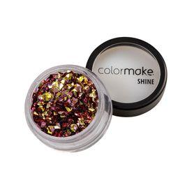 Glitter-ColorMake-Shine-Diamante-3D-Ouro