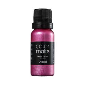 Tinta-Facial-Liquida-ColorMake-Metalica-Rosa-20ml1