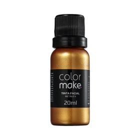 Tinta-Facial-Liquida-ColorMake-Metalica-Ouro-20ml1