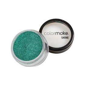 Glitter-ColorMake-Shine-Extra-Fino-Azul-Turquesa