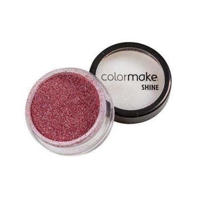Glitter-ColorMake-Shine-Extra-Fino-Vermelho