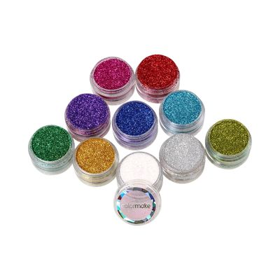 Kit-ColorMake-Glitter-em-Po-10-Cores1