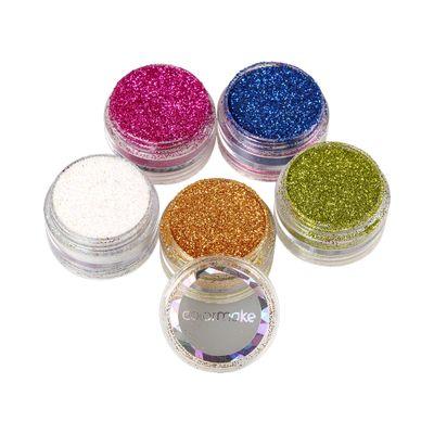 Kit-ColorMake-Glitter-em-Po-5-Cores1