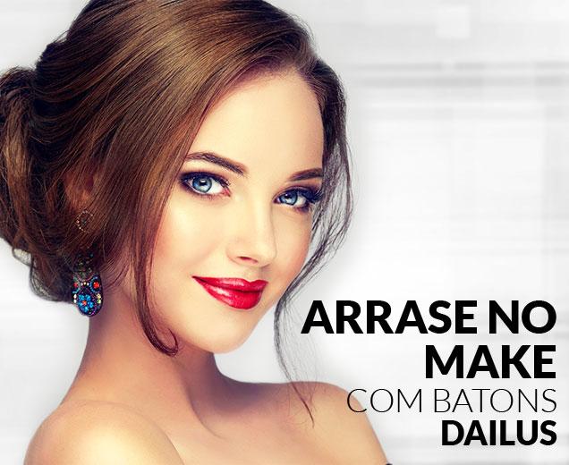 Desktop: Banner Arrase no make com batons dailus