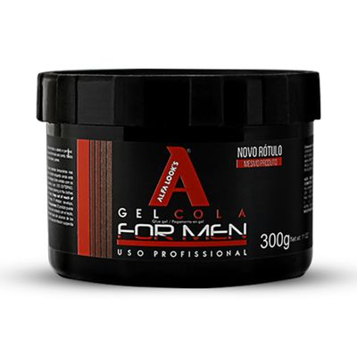 Gel-Cola-Alfa-Looks-For-Man-300g