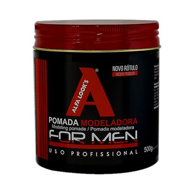 Pomada-Modeladora-Alfa-Looks-For-Man-500g